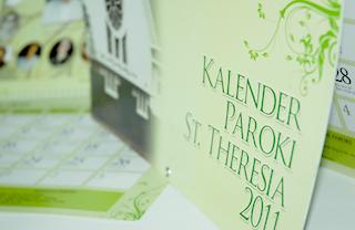 Kalender Paroki St. Theresia
