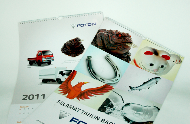Foton Calendar