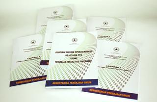 Peraturan Presiden Republik Indonesia