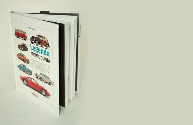 Buku Legenda Mobil Dunia