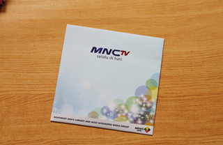 MNC greetings card